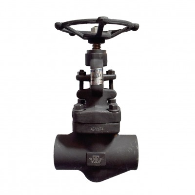 VTV Globe valve, Forged steel , Socket Welded, Class 1500, 1""