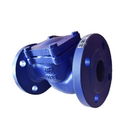 VTV Lift Check Valve, Cast Iron, PN 16, 4""