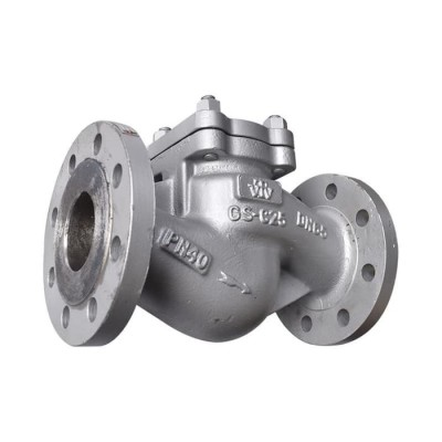 VTV Lift Check Valve, Cast Steel, PN 40, 5""