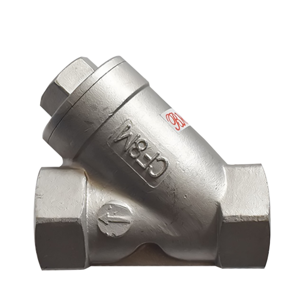 VTV Class 200 Y Strainer Size 1inch Stainless Steel