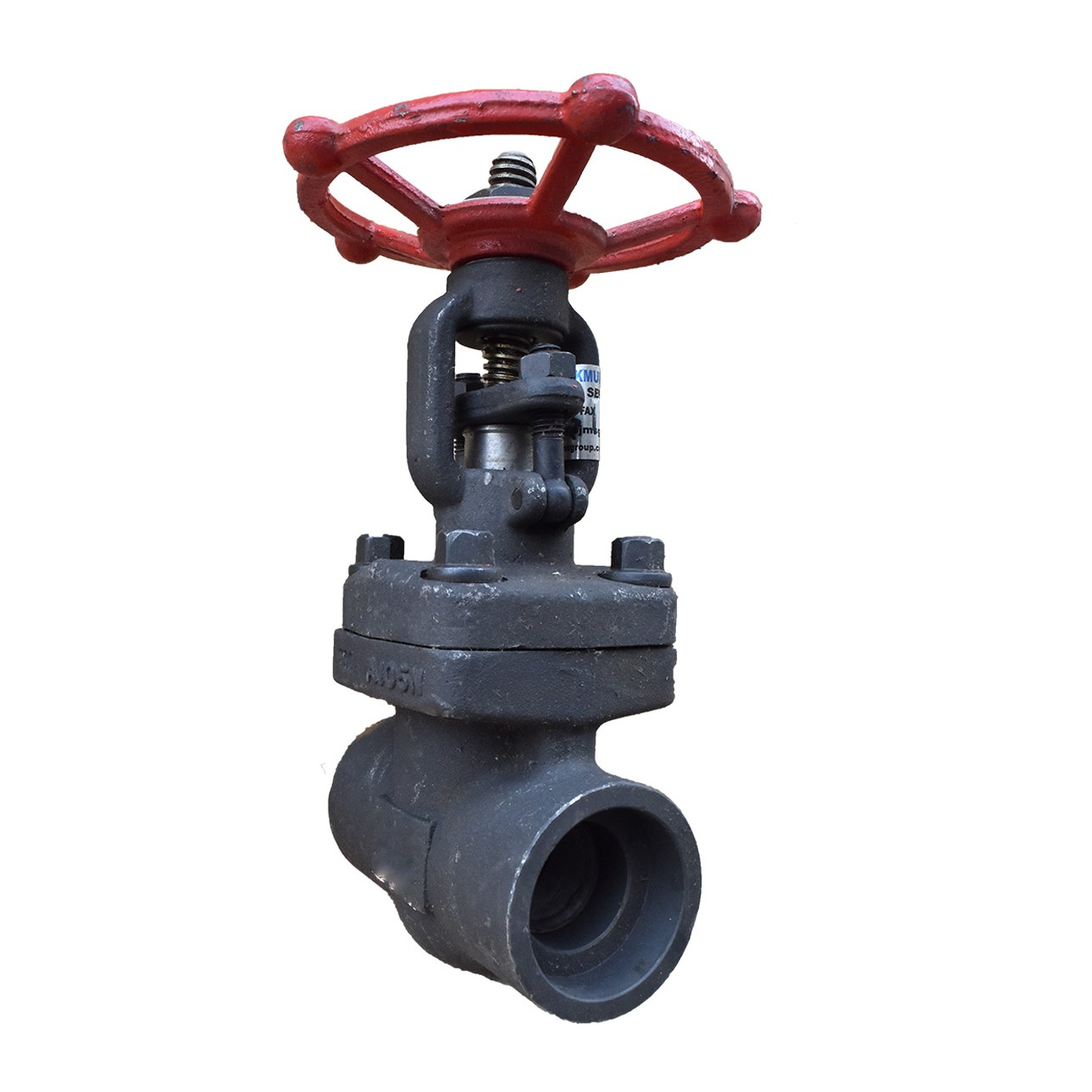 VTV Gate Valve Forged Steel,Socket Welded Class 800, 1""