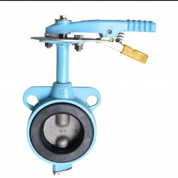 OVER STOCK Butterfly Valve OKM Level ADC12 Fig 602, 2.5""