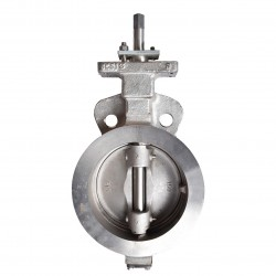 OVER STOCK Butterfly Valve OKM PTFE SS Type 5422, 2.5""