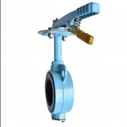 OVER STOCK Butterfly Valve OKM Gear ADC12 Fig 602 Seat EPDM, 8""