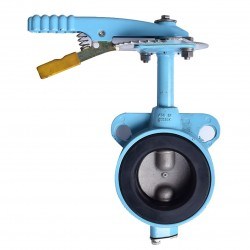 OVER STOCK Butterfly Valve OKM Level ADC12 Fig 602, 8""