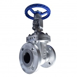 VTV Gate Valve, Cast Steel, JIS 10K, 2""