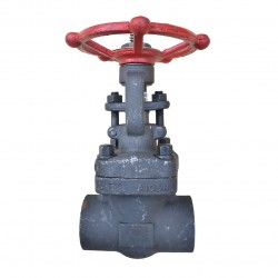 VTV Gate Valve Forged Steel,Screw End Class 800, 0.5""