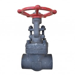 VTV Gate Valve Forged Steel,Socket Welded Class 800, 0,5""