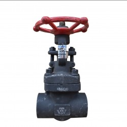 VTV Gate Valve Forged Steel,Socket Welded Class 800, 0,75""