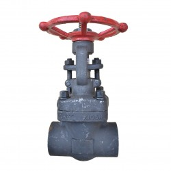 VTV Gate Valve Forged Steel,Screw End Class 800, 1.5""